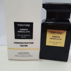TESTER Tom Ford Amber Absolute Made in USA - Parfum unisex Tom Ford, 100 ml, Apa de parfum