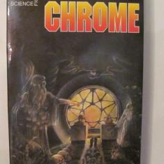 "CY - William Gibson ""CHROME"", Rao"