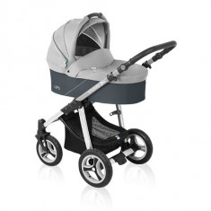 Baby design lupo 07 gray 2016 - cărucior multifuncţional 2 in 1 - Carucior copii 2 in 1