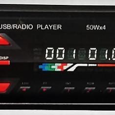Casetofon auto cu bluetooth 50Wx4 - CD Player MP3 auto