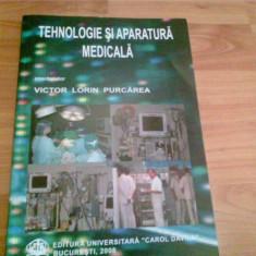 TEHNOLOGIE SI APARATURA MEDICALA -VICTOR LORIN PURCAREA - Aparat monitorizare