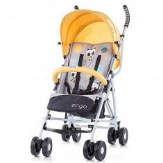 Carucior Chipolino Ergo yellow - Carucior copii Landou