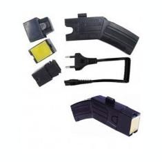 Electrosoc tip pistol cu laser