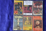 Lot 13 Casete audio vechi muzica Rock.Sepultura,Metalica, ACDC,Celelalte cuvinte