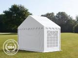 Cort profesional expozitii, targuri 3x2 m, prelata PVC 500 gr/mp