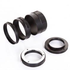 Tub macro, tuburi de extensie macro, inele macro pentru Micro M 4/3 - Adaptor aparat foto