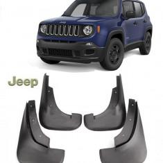 Set Aparatori Noroi Jeep Renegade 2014-2016 - Troliu Auto