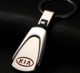 Breloc auto pentru KIA metal si cutie simpla cadou