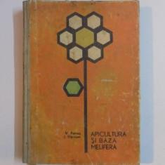 APICULTURA SI BAZA MELIFERA de V. PETRUS, I. OPRISAN - Carte Biologie
