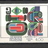 Franta.1983 Pictura moderna SF.627.5 - Timbre straine, Nestampilat