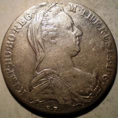 B.136 AUSTRIA MARIA THERESA THALER TALER 1780 SF 27, 8g FALS - Moneda Medievala, Europa