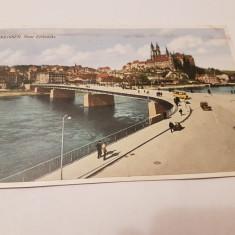CP Germania 1935 podul din meissen, Circulata, Printata