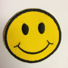 Patch Smiley Face