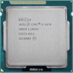 Procesor Intel Core i5 3470 3.2GHz up to 3, 6GHz 6MB SCache skt 1155. - Procesor PC Intel, Numar nuclee: 4, Peste 3.0 GHz