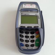Terminal POS Ingenico 7910 plata carduri GSM GPRS i7910 magazin market