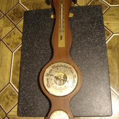 Barometru + higrometru + termometru