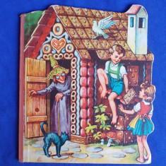 CARTE COPII CARTONATA * IN LIMBA MAGHIARA - 1961 - Carte personalizata