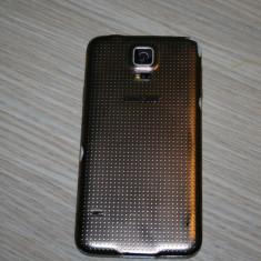 Samsung Galxy s5 Gold - Telefon mobil Samsung Galaxy S5, Auriu, 16GB, Neblocat, Single SIM