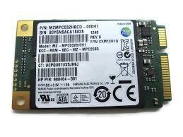 SSD MSATA 32 GB SAMSUNG SI SANDISK, garantie 6 luni foto mare