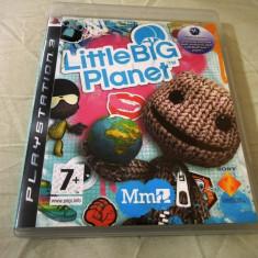 Little Big Planet, PS3, original, alte sute de jocuri! - Jocuri PS3 Sony, Actiune, 12+, Single player