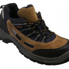 Pantofi protectie Mafcom BS8071, bombeu metalic, insertie din otel