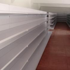 Rafturi si vitrine frigo magazin alimentar - Vitrina Frigorifica