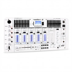 Dj rezident Kemistry 3 WH 4 canale DJ mixer Bluetooth USB SD Phono alb - Mixere DJ