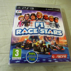 F1 Race Stars, PS3, original, alte sute de jocuri! - Jocuri PS3 Codemasters, Curse auto-moto, 3+, Multiplayer