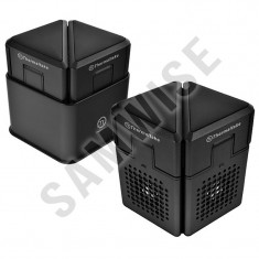 Thermaltake Satellite 2-in-1 Laptop Notebook Cooler Pad Boxe incluse GARANTIE !! - Masa Laptop
