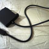 Cablu transfer date pentru console Xbox360 slim, original Microsoft!, Controller