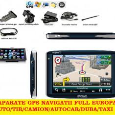 GPS Navigatii GPS CAMION, NAVIGATII GPS TIR, GPS AUTO HARTI Full Europa 2017, 5 inch, Toata Europa, Lifetime, Car Sat Nav, peste 32 canale