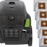 Pachet aspirator Zass ZVC 11 cu 5 saci ZVC 11 cu 5 saci