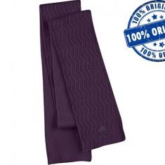 Fular Adidas Ya - fular original - fular iarna - Fular Dama Adidas, Culoare: Mov