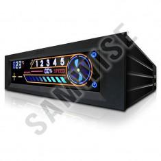 Fan Controller NZXT Sentry 2, Touch Screen 5.2 control 5 ventilatoare GARANTIE!
