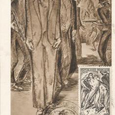No(1)ilustrata maxima-FRANTA 1947, Europa