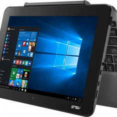 Laptop Asus Transformer Book T101HA-GR001T 10.1 inch WXGA Touch Intel Atom x5-Z8350 2GB DDR3, Sub 80 GB, Windows 10