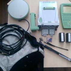 GPS Cadastral / Geodezic Leica 1200 Rover Rompos - Localizator GPS