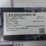 SSD MSATA INTEL 520 SERIES 120 GB, garantie 6 luni, SATA 3