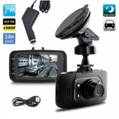 Camera Auto DVR Video GS8000L FULL HD Nightvision - Camera video auto, 32GB, Wide, Single, Senzor imagine MP CMOS: 3