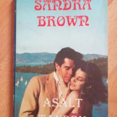Asalt tandru-Sandra Brown - Roman dragoste