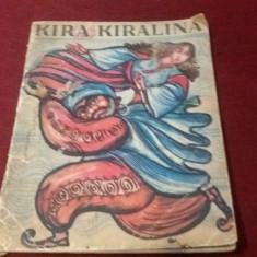 KIRA KIRALINA - Carte poezie copii