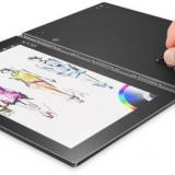 "Tableta Lenovo Yoga Book, 10.1"", Intel Atom x5-Z8550, 64GB Flash, 4GB RAM, Android 6.0, Black (ZA150023RO)"