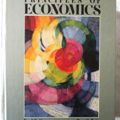 PRINCIPLES OF ECONOMICS, Karl E. Case / Ray C. Fair, 1989. Principiile economiei