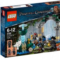 LEGO - Pirates of the Carribean ( Piratii din Caraibe ) Fountain of Youth #4192, 10-14 ani