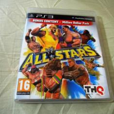 Joc WWE All Stars, PS3, original, alte sute de jocuri! - Jocuri PS3 Thq, Sporturi, 16+, Multiplayer