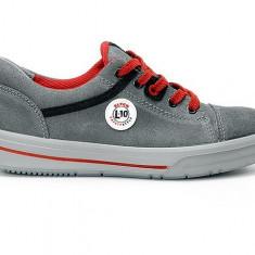 Pantofi protectie Elten Vintage Lady ESD S3, piele de vaca, bombeu din otel