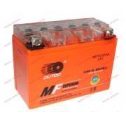 Baterie scuter acumulator 12volti  12 amperi pe gel NOUA foto