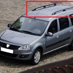 Bare longitudinale compatibile Dacia Logan MCV - Bare Auto longitudinale