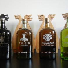 Highland Park Thor, Odin, Loki, Freya Single Malt-Complete Valhalla collection - Whisky