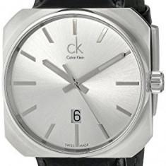 Ceas Calvin Klein barbatesc,swiss made, Elegant, Quartz, Otel